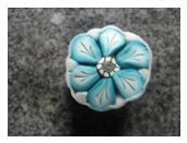 Polymer Clay Artists Guild of Etsy (PCAGOE): Free Flower Cane Tutorial