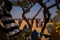 Observers fear that two years of drought will soon become famine in Somalia.