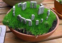 A mini Stonehenge :-) too boo-ti-Ful