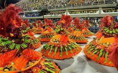 International Travel| Serafini Amelia| Rio Carnival 2014: details and guide - Telegraph