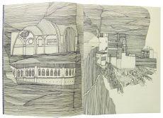Nigel Peake. Whose drawings are just excellent.