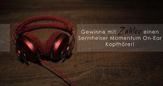 ZUHLOO verlost einen Sennheiser Momentum On-Ear Kopfhörer (Review + Gewinnspiel)