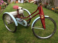My Nan & Pop bought me one of these for my birthday. They had a special boot added on by a relative who owned the bike shop.