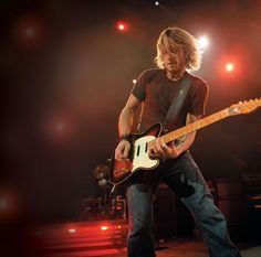 Keith Urban - Country guitar player