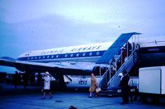 Vintage Olympic airways