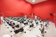 En Hotel Diamante Suites, una parte de nuestro fantástico gimnasio es la sala de cardio, donde podrán realizar numerosas actividades!