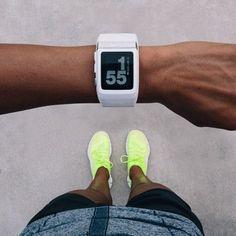 Nike+ SportWatch GPS - http://www.wearable-gadgets.net/nike-sportwatch-gps/