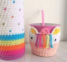 crochet unicornio - Buscar con Google