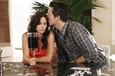 One thing I learnt from Cougar Town: Big Carl is always there for you.