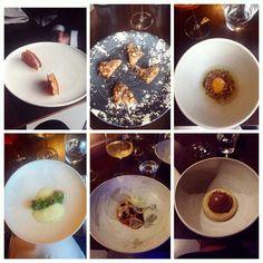 Yesterdays dinner at #amass with @runekdk #amassrestaurant @amassmo