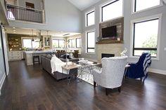 Living Room House Plans, Living Room, Table, Furniture, Home Decor, Blueprints For Homes, Homemade Home Decor, Home Layouts, Sitting Rooms