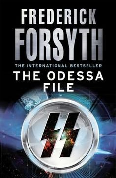 book cover of The Odessa File by Frederick Forsyth