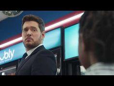 44e6936504d3 (133) Michael Buble vs Bubly Super Bowl 53 Big Game LIII Commercial 2019 -