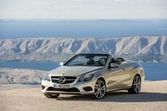 Photo: Picture 7 - 2013 Mercedes-Benz E-Class Convertible