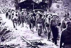 "World War II: Corregidor, Bataan, Philippines ""Death March"" O Donnell, Military Photos, Military History, Palawan, Nagasaki, Hiroshima, World History, World War Ii, Family History"