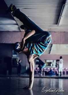 Breakdance is not the right word. Bboy a photograph taken by Optical noise Photography. Hip Hop is the way forward with the right kind of movement to the right music.