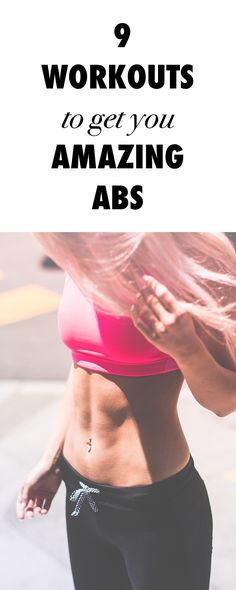 9 Ab Workouts That W