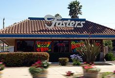 Fosters Freeze - My favorite place when I was a kid.