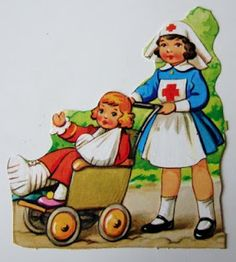 As a kid I always knew I wanted to help others,....What better way than to become a nurse. ;)