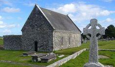 Clonmacnoise - Early Monastic Site 8th Century
