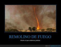 REMOLINO DE FUEGO - Ahora sí que estamos jodidos