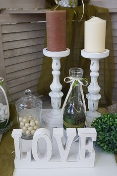 Γάμος με θέμα την ελιά. Διαβάστε όλο το άρθρο: #μπομπονιερεςελια #γαμοςελια #weddingfavors #μπομπονιερες #μπομπονιερεςγαμου #χειροποιητεςμπομπονιερες #elegantweddingdecor #elegantweddingdecoration #weddinginspiration #γαμος #διακοσμησηγαμου #γαμος2020 #wedding2020 #barkasgr #barkas #afoibarka #μπαρκας #αφοιμπαρκα #imaginecreategr Candle Holders, Candles, Create, Porta Velas, Candy, Candle Sticks, Candlesticks, Candle, Candle Stand