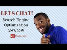LET'S CHAT: Search Engine Optimization - YouTube