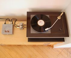Thomas Schick tonearm (page 1) - Tonearms - Lenco Heaven Turntable Forum