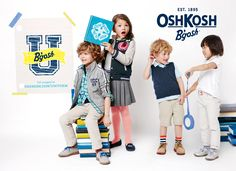 The Little Style File | Back To School Must Haves! #OshKoshFirstDay