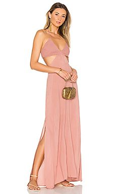 New Indah Blaze Cutaway Maxi Dress online. Find the perfect Lovers   Friends Clothing from top store. Sku rsis64728ofst94283
