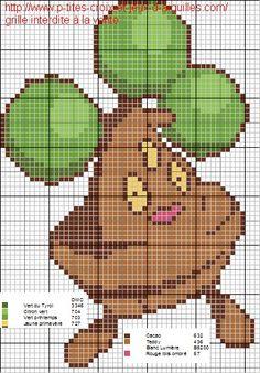 Pokemon 438 Bonsly / Manzai