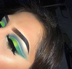 Makeup Is Life, Makeup Goals, Makeup Inspo, Makeup Inspiration, Makeup Pics, Makeup Things, Makeup Ideas, Crazy Eyeshadow, Eyeshadow Looks