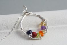 Young Womens Value Colors Pendant