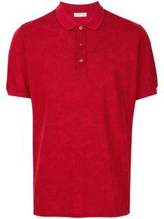 Compre Etro Camisa polo com estampa paisley.