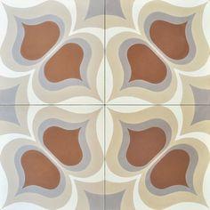 Source for cement tile: Alluim Archipelago Cement Tile Modern Kitchen Tiles, Kitchen Flooring, Kitchen Backsplash, Concrete Tiles, Cement, Stone Mosaic, Mosaic Tiles, Landscaping Company, Archipelago