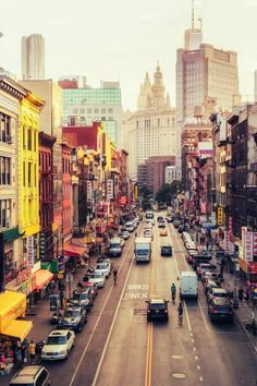 Neighborhood: Chinatown Address: Canal St. Website: explorechinatown.com