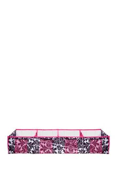 4 Compartment Shopping Trunk Organizer - Damask by Isaac Mizrahi Storage on @HauteLook