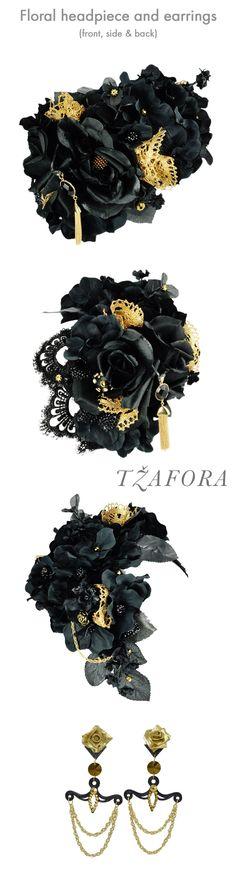 Custom floral headpiece creation with earrings - Ballroom dance jewelry, ballroom dance dancesport accessories. www.tzafora.com Copyright ©️️️️️️️️️️ 2018 Tzafora. Ballroom Dancing, Dance, Floral Headpiece, Costume Jewelry, Jewelry Design, Costumes, Luxury, Earrings, Purpose