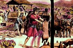 Matthew - 17 Nor do people put new wine into old wineskins; otherwise the wineskins burst, and the wine pours out and the wineskins are ruined; Parables Of Jesus, Pouring Wine, Popular Culture, Constellations, Mythology, Religion, Bible, Painting, Art