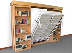 LIBRARY BC2 - Sliding Bookcase