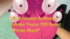 "2016 newest Authentic Adidas Yeezy 350 Boost ""Pirate Black"" #yeezys #yeezy350 #yeezy350boost #yeezyboost #yeezybootsmurah #yeezyboostoriginal"