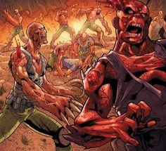 G-Massacre! #GVirus #ResidentEvil #ResidentEvilComic #Capcom #Zombies #ZombieHorde #Zombie #ZombieComics #ZombieApocalypse #Walkers #Zombified #ZombieKillin #ZombieKillinAction #Undeads #Outbreak #ZombieOutbreak #Horror #Comics #ComicBooks #TVirus #UmbrellaCorporation #Wildstorm #ResidentEvil5 #BSAA #BOWs #BioWeapons #HolidaySugarman #RicardoSanchez #KevinSharpe #ComicsDune