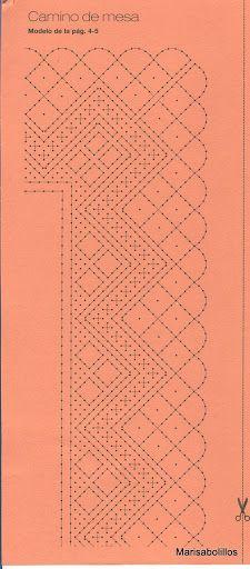 CUADERNO DE BOLILLOS 011 - Almu Martin - Álbumes web de Picasa Hobbies And Crafts, Arts And Crafts, Bobbin Lace Patterns, Lacemaking, Crochet, Bohemian Rug, Album, My Love, How To Make