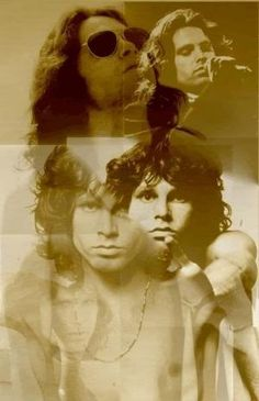 Jim Morrison (The Doors) by dolly. Jim Morrison. The Doors. John Densmore, Robby…