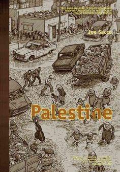 Palestine / Joe Sacco