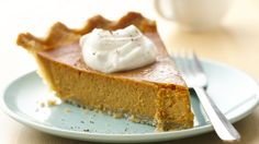 A classic pumpkin pie made with Pillsbury® Gluten Free pie and pastry dough—a dessert that everyone can enjoy!