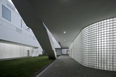 Gallery of The R&D and innovative port of Anting International Automobile City, Site D / Atelier Deshaus - 13