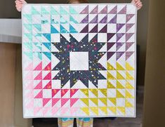 A few weeks ago I decided to sign up for the Schnitzel and Boo Mini Quilt Swap . This was probably not the best idea since I knew that I wa...