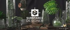ALLEGORITHMIC SUBSTANCE DESIGNER 2017.1.2.403