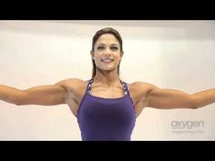 4 moves for your upper body that you can complete in about 20 min Yoga Fitness, Fitness Tips, Health Fitness, Workout Fitness, Upper Back Exercises, Arm Exercises, Upper Body Workout Routine, Workout Videos, Exercise Videos